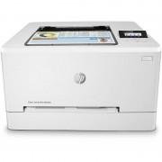 Imprimanta laser color HP LaserJet Pro M254nw A4 Retea WiFi White