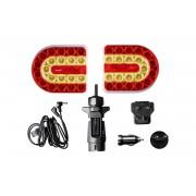 Kabellose LED-Leuchten 12V/24V