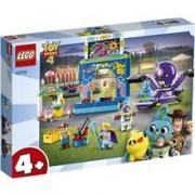 LEGO 10770 LEGO Toy Story 4 Buzz & Woodys Tivolimani