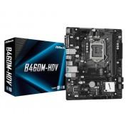 MB, ASRock B460M-HDV /Intel B460/ DDR4/ LGA1200 (90-MXBD30-A0UAYZ)