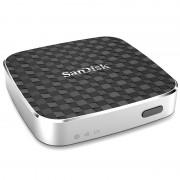 SanDisk Connect Wireless Media Drive - 64GB