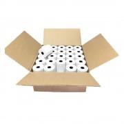 Set 220 Role Termice pentru Casa de Marcat 49mm x 18m - Hartie Termica pentru Case de Marcat