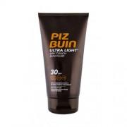 PIZ BUIN Ultra Light Dry Touch Sun Fluid SPF30 слънцезащитен продукт за тяло 150 ml за жени