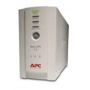 APC Back-UPS CS, 500VA/300W, stand-by