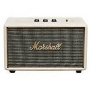 Marshall Acton M Accs Powerful Bluetooth Speaker Free Delivery - Creme