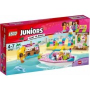 LEGO JUNIORS - ANDREA SI STEPHANIE IN VACANTA LA MARE 10747