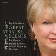 J Strauss - Great Strauss Scenes (0888072317550) (1 CD)
