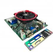 Placa de baza Acer H61H2-AD + procesor i3-3220 3.3GHz+ cooler