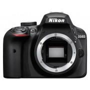 Digitale spiegelreflexcamera Nikon D3400 Body 24.2 Mpix Zwart Full-HD video-opname, Flitsschoen, Bluetooth, Optische zoeker