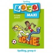 Loco maxi: spelling actie 9-11 jaar 24 cm groen