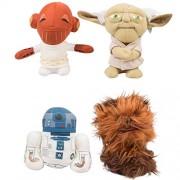 "Star Wars Talking 4"" Plushes - Chewbacca"