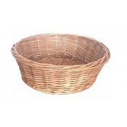 Amazing Child Montessori Deep Round Basket _ 30Cm (Treasure Basket)