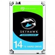 Seagate Skyhawk 14TB Disco Duro de vigilancia SATA 6Gb/s 256MB Cache 3.5 Pulgadas Disco Duro Interno Empaque abrefácil (ST14000VX0008)