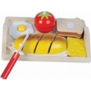 Bucatarie copii New Classic Toys Breakfast Tray
