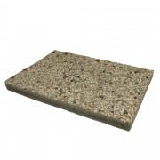 Grindtegel Wit/Geel 60x40 cm - 50 Tegels / 12,0 m2