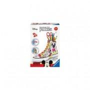 Ravensburger Ibã‰rica Ravensburger - Mickey Mouse - Zapatilla Portalápices Puzzle 3D