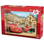 Puzzle 24 piese Cars Modelul 2