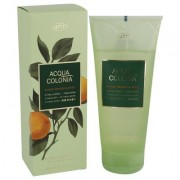 4711 Acqua Colonia Blood Orange & Basil For Women By Maurer & Wirtz Shower Gel 6.8 Oz