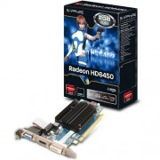 Sapphire saffier AMD Radeon HD 6450 grafische kaart (PCI-E, 2 GB GDDR3 geheugen, DVI, HDMI)