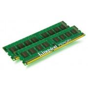 Kingston 8GB DDR3-1600MHz Kingston CL11 SR x8, kit 2x4GB