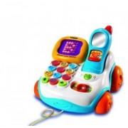 Primul meu telefon cu receptor detasabil Vtech (limba romana)