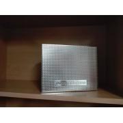 Prázdna Plechová Krabica Paco Rabanne Invictus, Rozmery: 25cm x 19cm x 9cm