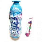 Bubble Blitz 55 fl oz Bottle of Cotton Candy Scented Bubbles, Bonus Giant Wand Inside Bottle