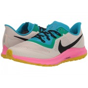 Nike Air Zoom Pegasus 36 Trail Light Orewood BrownBlackPink Blast