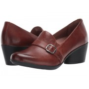 Dansko Rosalie Chestnut Burnished Calf