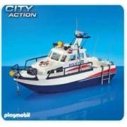 Playmobil Police Speedboat