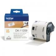Brother Originale P-Touch QL 500 Etichette (DK-11209) 29mm x 62mm, Contenuto: 800 - sostituito Labels DK11209 per P-Touch QL500