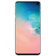 Samsung Galaxy S10 / Samsung Led Cover - Vit