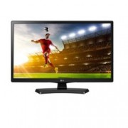"Монитор LG 20MT48DF-PZ 19.5"" (49.53 cm) TN панел, HD, 5ms, 5M:1, 200 cd/m2, HDMI"