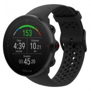 POLAR ELECTRO Zegarek sportowy z GPS POLAR Vantage M M/L Czarny