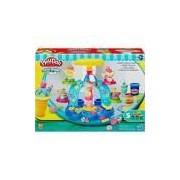Conjunto Play-Doh Sorveteria Divertida - Hasbro