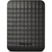 "1TB Seagate M3 Portable (черен), външен, 2.5"" (6.35 cm), USB3.0"
