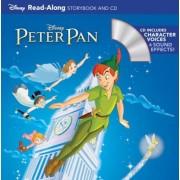 Peter Pan Read-Along Storybook and CD, Paperback