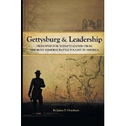 Gettysburg and Leadership: Principles for Today's Leaders from the Most Terrible Battle Fought in America, Paperback/James P. Osterhaus
