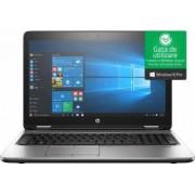 Laptop HP ProBook 650 G3 Intel Core Kaby Lake i7-7820HQ 512GB 8GB Win10 Pro FullHD FPR Bonus Bundle Software + Games