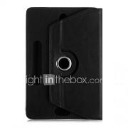 universele 9 ''inch tablet geval 360 draaien lederen staan case cover voor 9 inch tabblad beschermhoes