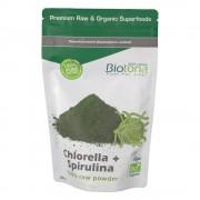 KeyPharm NV Biotona Chlorella + Spirulina 200 g 5412360007462