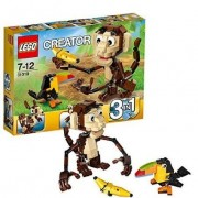 LEGO Creator Monkey Bird 31019