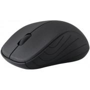 Mouse Wireless Modecom MC-WM7, 1600 DPI, USB (Negru)