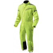 Rev'it! Rainsuit Pacific 2 H2O Neon Yellow-Black 3XL