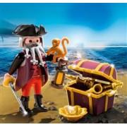 Piratul Si Cufarul Comorii