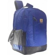 RADIANT 15.6 inch Laptop Backpack(Blue, Black)