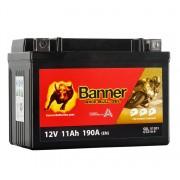 Banner GTZ14-4 GEL motorkerékpár akkumulátor - 51201