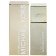 Michael Kors 24K Brilliant Gold Eau de Parfum para mulheres 50 ml