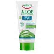 Equilibra Aloe Crema Corpo Nutriente, Protettiva, Tonificante -