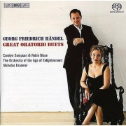 BIS (SWE) Sampson/Blaze/the Orch.of the Age O - Georg Friedrich H Ndel : importation USA grand Oratorio duos [SACD]
